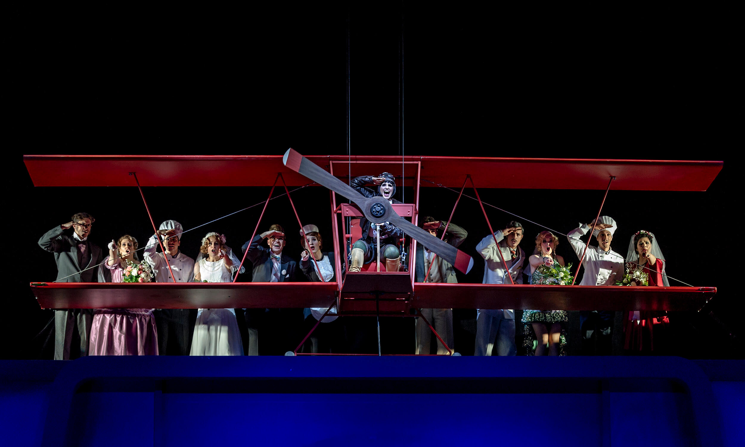 The Drowsy Chaperone –Die Theater Chemnitz