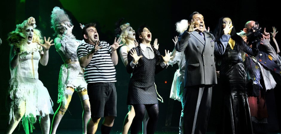 The Addams Family-Tour
